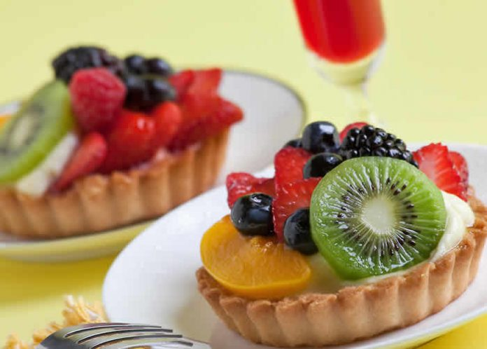 tartelette fruits thermomix