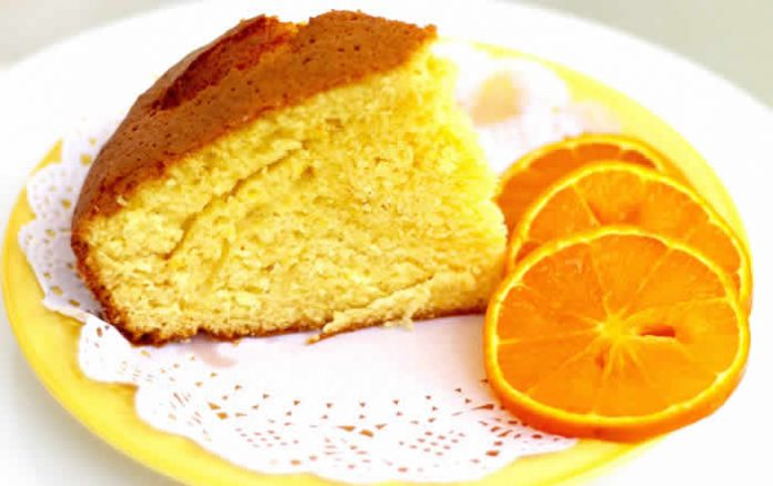 gateau orange facile thermomix