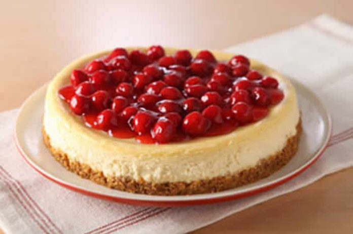cheesecake leger