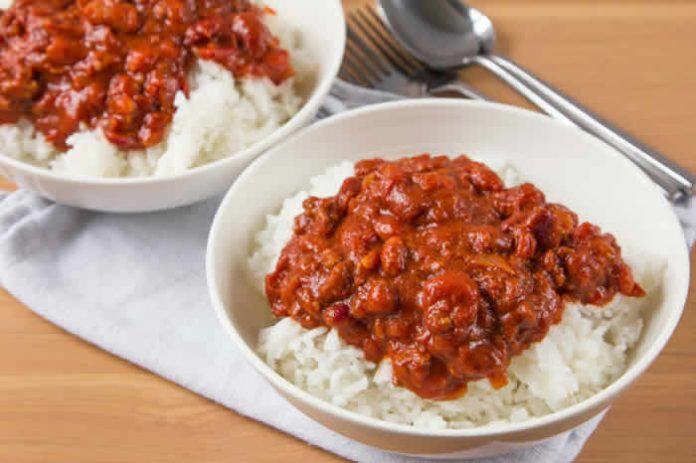 chili con carne thermomix