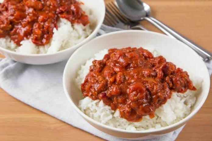 Chili con carne thermomix votre plat principal avec thermomix - Recette chili cone carne thermomix ...