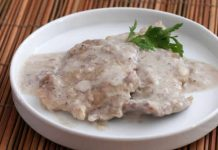 cotes de porc boursin cookeo