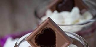 creme chocolat dessert thermomix