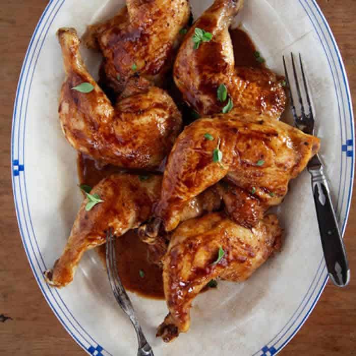 cuisses de poulet vin cookeo un plat de poulet d licieux avec cookeo. Black Bedroom Furniture Sets. Home Design Ideas