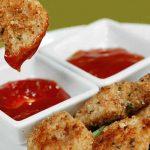 nuggets de poulet courgettes thermomix