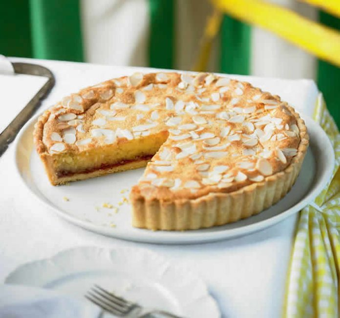 tarte aux amandes thermomix