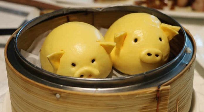 dim sum pigs thermomix