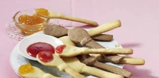 Biscuits à la cuillère avec thermomix