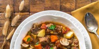 blanquette de dinde pomme de terre carotte cookeo