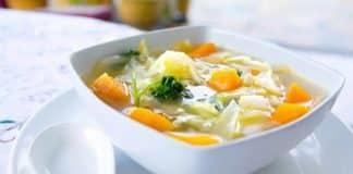 bouillon de legumes weight watchers cookeo