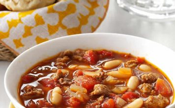 cassoulet boeuf cookeo