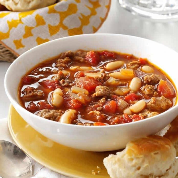 Cassoulet boeuf cookeo un plat pour votre repas de midi - Cuisiner le paleron de boeuf ...