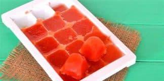Concentré de tomates au thermomix