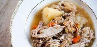cuisse de dinde pomme de terre carotte cookeo