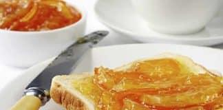 Marmelade confiture orange