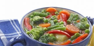 potage de legumes weight watchers cookeo