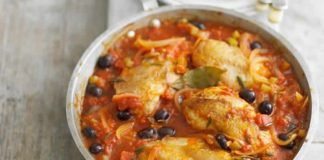 poulet recette italienne