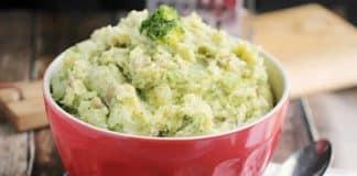 puree pomme de terre brocolis cookeo