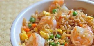 riz aux crevettes cookeo