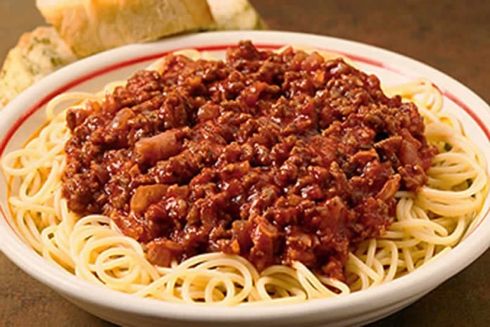 sauce tomate bolognaise cookeo