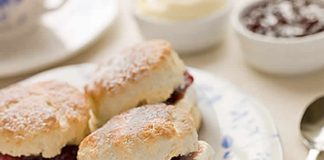 Scones au thermomix