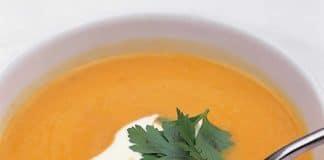 soupe aux carottes poireaux tomates cookeo