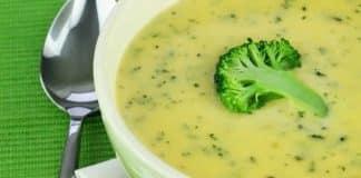 soupe de brocoli pomme de terre weight watchers cookeo