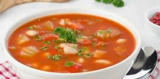 soupe de legumes cookeo