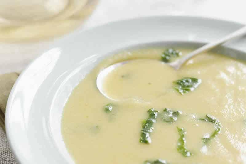 Soupe de navets au thermomix manger chaud et quilibr en hiver - Soupe de brocolis thermomix ...