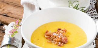 soupe de pommes de terre bacon weight watchers cookeo