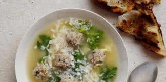 Soupe italienne