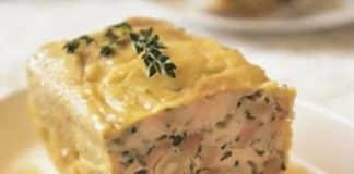 terrine asperges saumon aneth cookeo