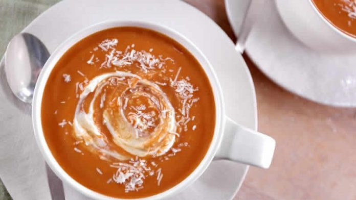Veloute tomate cookeo