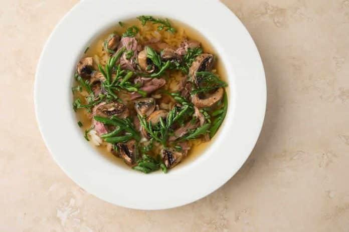 blanquette de canard champignons cookeo