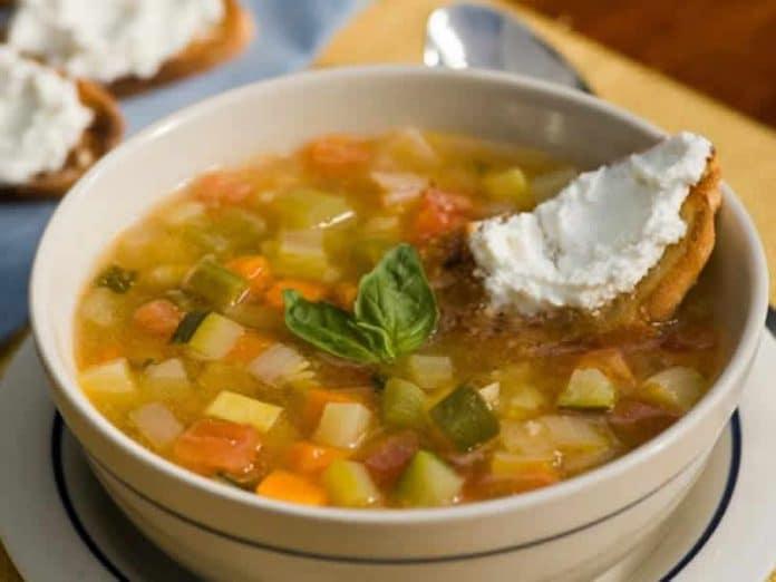 chaudree de legumes cookeo