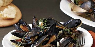 moules romarin cookeo