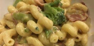 pates jambon brocoli