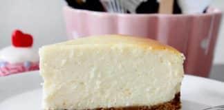 Cheesecake de new york au thermomix