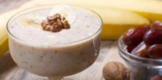 Crème aux dattes et noix au thermomix