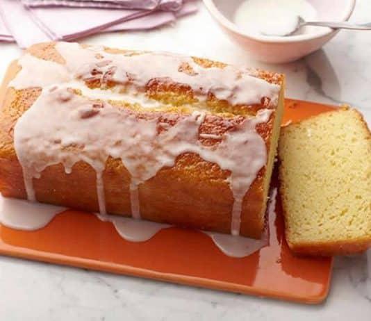 Gâteau au yogourt nature et citron