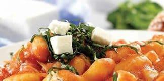 gnocchis pancetta cookeo