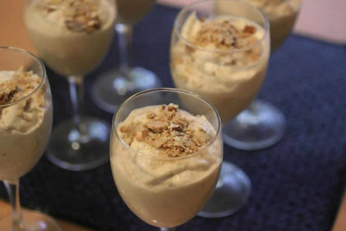 mousse speculoos thermomix