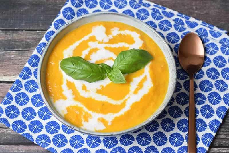 soupe de carottes pomme de terre poireau cookeo un vrai d lice. Black Bedroom Furniture Sets. Home Design Ideas