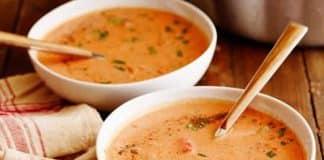 veloute de tomates pommes de terre carottes cookeo