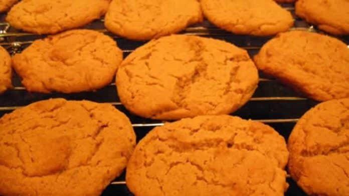 Biscuits aux noix et au gingembre au thermomix