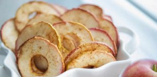 Chips de pomme au thermomix