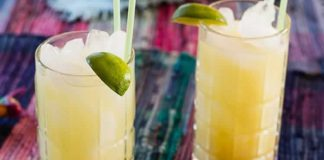 Cocktail mexicain au thermomix