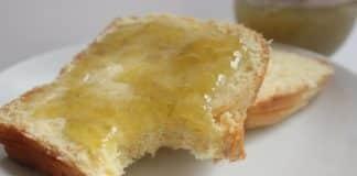 Confiture de concombre à la vanille au thermomix