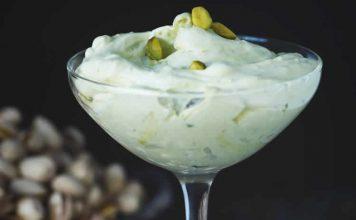Crème à la pistache cookeo