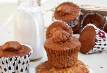 Cupcakes Nesquik au thermomix
